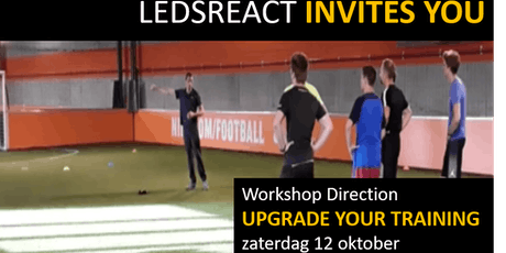 Upgrade your training workshop tickets