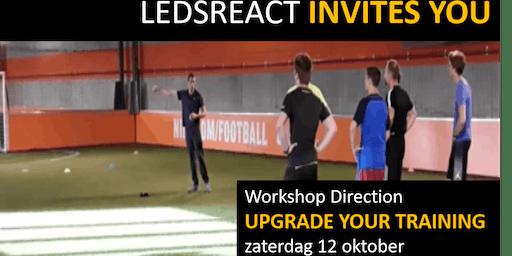 Upgrade your training workshop