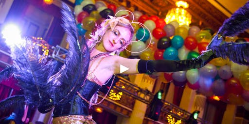 OPEN BAR | ALIST & GoodPeople | 14th Annual 'Passport to the World' New Year's Eve Party