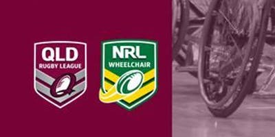Wheelchair Rugby League: England v QLD