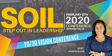 SOIL Conference - 2020 (Birmingham, UK) tickets