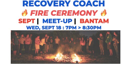 RECOVERY COACH MEET-UP : SPECIAL EVENT