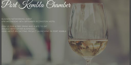 Port Kembla Chamber Business Networking Function