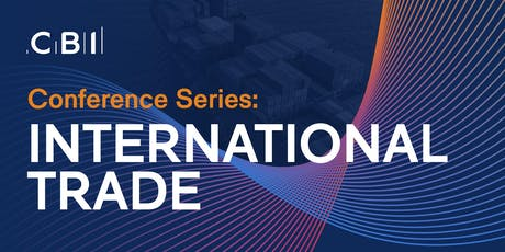 Conference Series: International Trade tickets