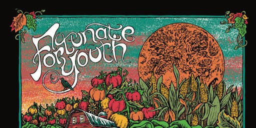 Fortunate Youth with Mike Love & Kash'd Out