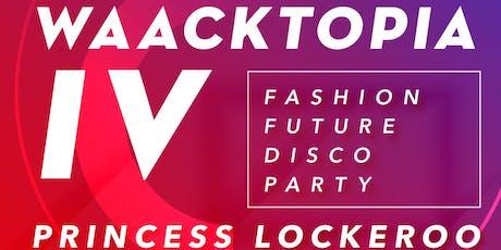 Feel Real Meets Waacktopia Part 4: Future Fashion Disco tickets