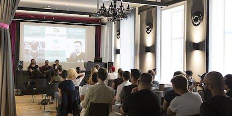 """WORKSHOP: Music Business """"Marketing in der Musikwirtschaft"""" Tickets"""