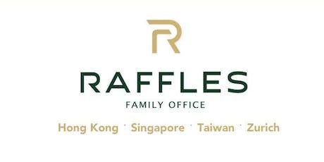 Raffles Family Office Forum 2019 tickets