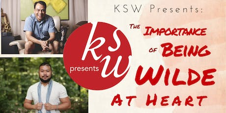 "KSW Presents ""The Importance of Being Wilde at Heart"" tickets"