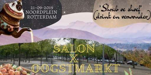 SALON X OOGSTMARKT: Shrab oe shoef