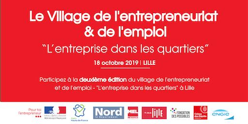 Village de l'Entrepreneuriat et de l'Emploi
