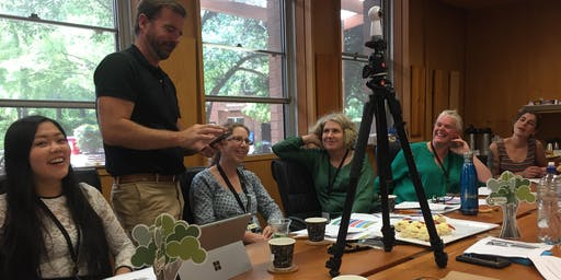 ForestLearning - Australian Forest Education Alliance: 2019 Face to Face meeting and ForestVR workshop - WITH USA COUNTERPARTS FROM WORLD FORESTRY CENTRE INCLUDING RICK ZENN, Norie Dimeo-Edigar  AND Joan Mason Rudd