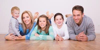1° - Una buona dipendenza è la base per una sana indipendenza (0-5 anni) - Essere genitori un'arte imperfetta 2019-20