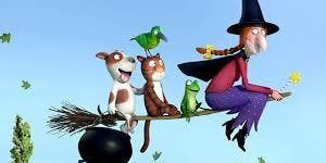 Room On The Broom Woodland Session for ages 18m-8yrs