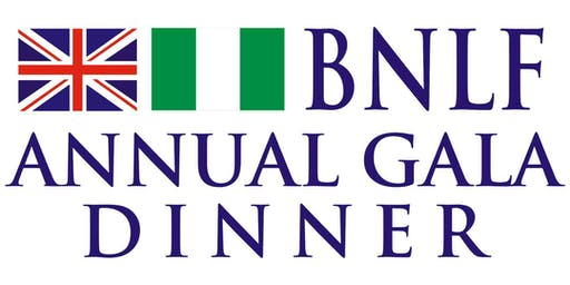 British Nigeria Law Forum (BNLF) Annual Gala Dinner & Awards 2019