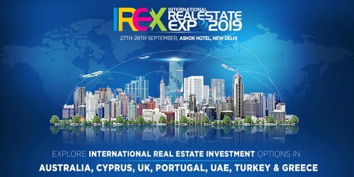 International Real Estate Expo 2019, New Delhi