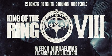 King of the Ring VIII tickets