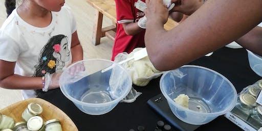 Shea Butter & Bath Bomb Workshop