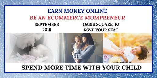 Be Your Own Boss. Be an Ecommerce Womenpreneur.