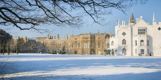 The Decorcafe Xmas Festival at Strawberry Hill House