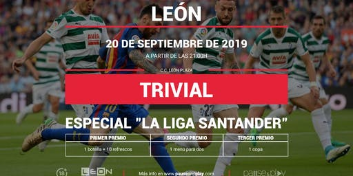 Especial La Liga en Pause&Play León Plaza