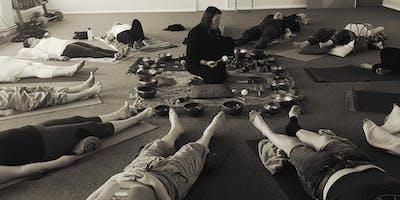 Sound Bath Meditation - St Albans