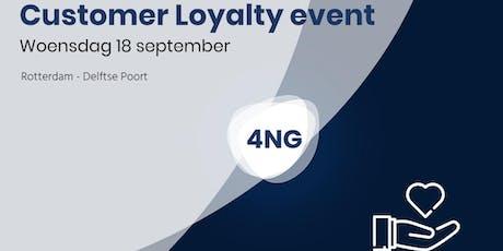 Customer Loyalty Experience tickets