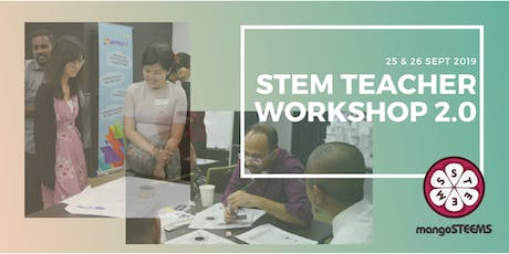 STEM Teacher Workshop (Series 2.0) tickets