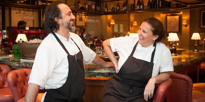 Lunch at Lime Wood and Q&A with Angela Hartnett