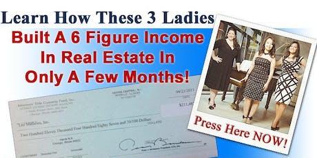 Live Ocala Real Estate Investor Training tickets
