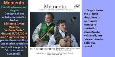 """Memento""        Forgotten Treasures of the Past"