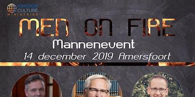 Men on Fire | Mannenevent