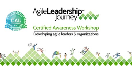 Agile Leadership Journey Agile Leadership Workshop (CAL 1) - St. Paul, MN tickets