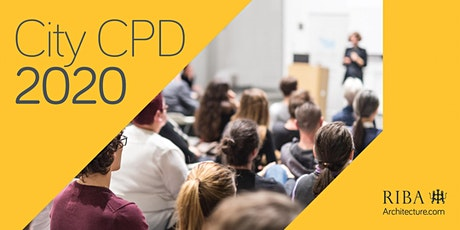 RIBA City CPD Club 2020 Salisbury Day 3 tickets