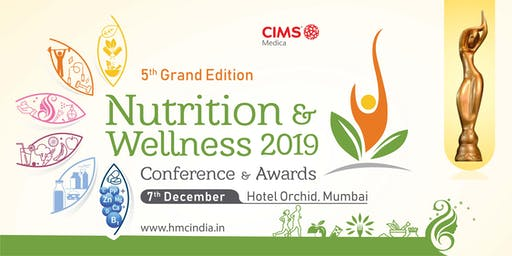 Nutrition & Wellness 2019 - Conference & Awards