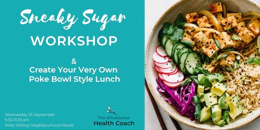 Sneaky Sugar Workshop