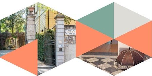 15° Giornata del Contemporaneo - Villa Romana: Through the artists' eyes