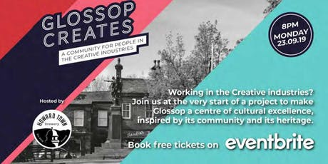 Glossop Creates for Creatives tickets