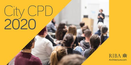 RIBA City CPD Club 2020 St Albans Day 3 tickets