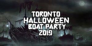Toronto Halloween Boat Party 2019   Saturday October...