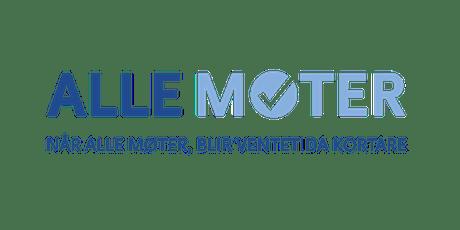 Alle møter-konferansen 2019 tickets