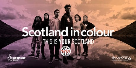 Scotland in Colour / Black & Brown History Youth Festival tickets
