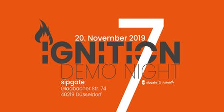 Ignition Demo Night #7 Tickets