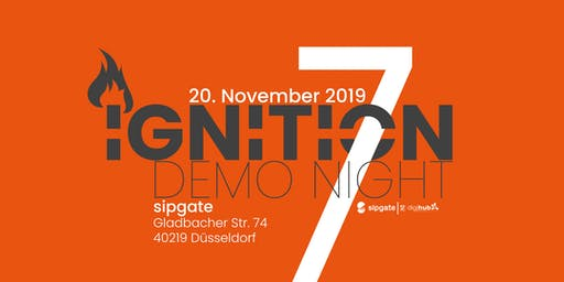 Ignition Demo Night #7