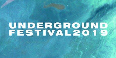 Underground Festival Conference 2019 tickets
