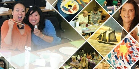 Painting with Mom Seal Beach tickets