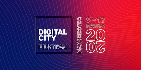 Digital City Festival Launch tickets