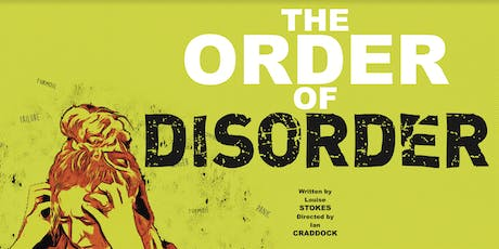 The Order of Disorder tickets