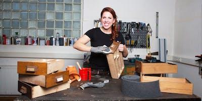 Dortmund: Möbelaufarbeitung – Mod. 4: Werkzeuge + kl. Möbelreparaturen DIY!