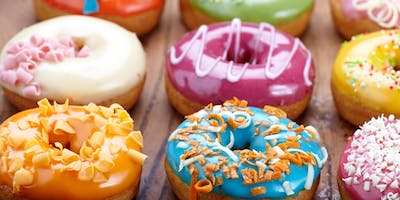 Wine + Doughnut Pairing with God's Country Provisions